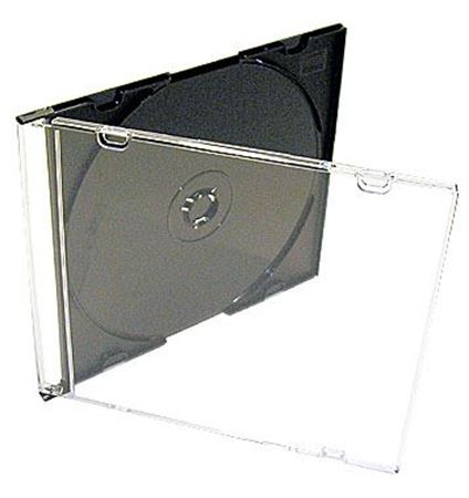 Picture for category CD Cases