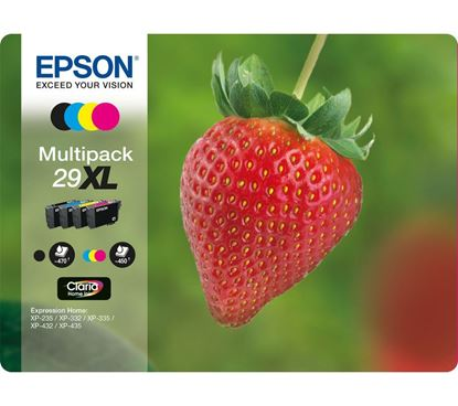 Picture of Compatible EPSON 29XL - Multipack